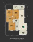 13821#舒城明源公寓 4/5层 四室二厅 141.90㎡ 钢混 售价93万元(舒城不动产)